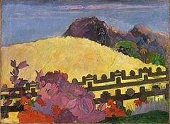 Gauguin (Paul) Parahi te maras, 1892