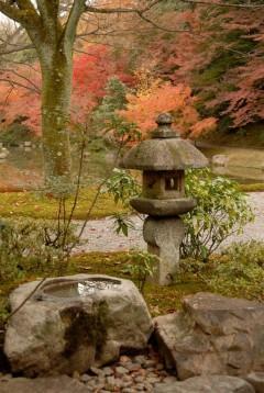 Artist unknown Ishidōrō – stone lantern, Shunkō-in Temple of the Ray of Spring Light Kyōto