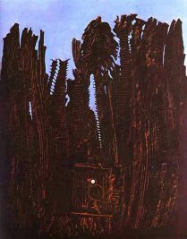 Max Ernst forest-and-dove 1927