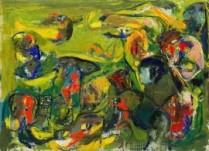 Guggenheim Asger Jorn, Green Ballet, 1960